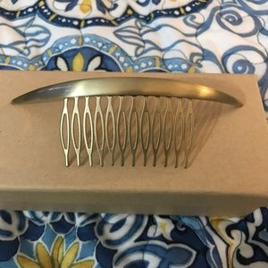 Chloe + Isabel Smooth Crescent Hair Comb